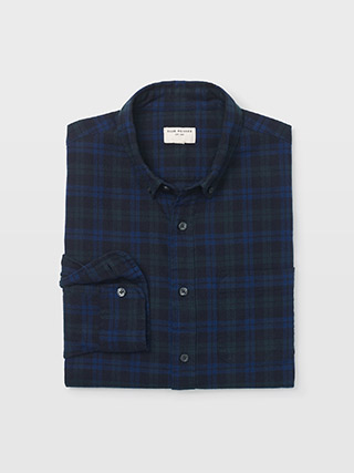 Slim Tonal Check Shirt  HK$1090