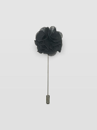 Black Tie Lapel Pin  HK$290
