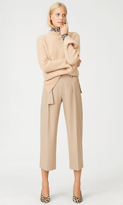 Selska Cashmere Sweater  HK$3690
