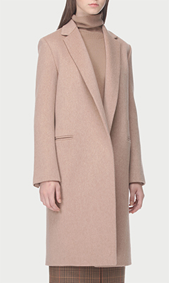The Cashmere Coat CT470  HK$8990