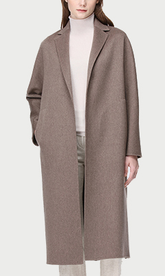 The Cashmere Coat CT446  HK$9990
