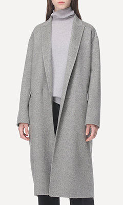 The Cashmere Coat CT462  HK$9790