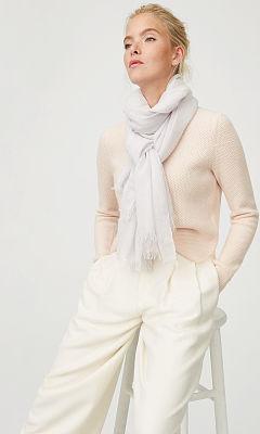 Senella Cashmere Scarf  HK$1490