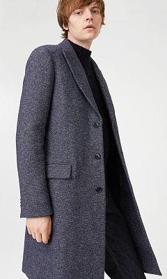 Texture Twill Topcoat  HK$4690