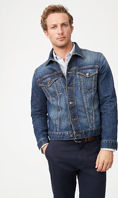 Denim Jacket  HK$2690
