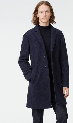 Boucle Topcoat  HK$4990