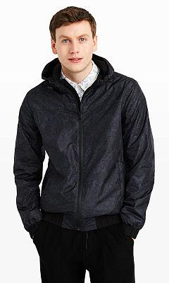 Reversible Paisley Rain Jacket  HK$2990