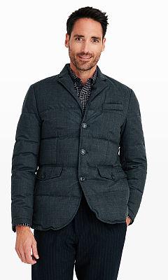 Woolrich Quilted Blazer  HK$3990
