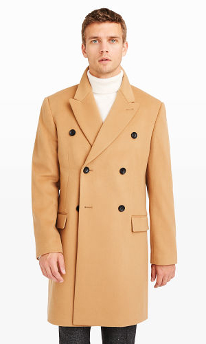 DB Wool Cashmere Topcoat  HK$6590