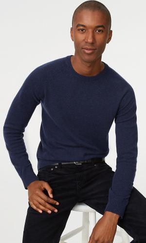 Cashmere Crew Sweater  HK$2,990