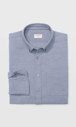 Stretch Poplin Dress Shirt  HK$1190