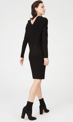 Rubard Sweater Dress  HK$2290