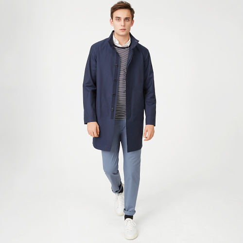 Lightweight Funnel Mac Coat  HK$3590