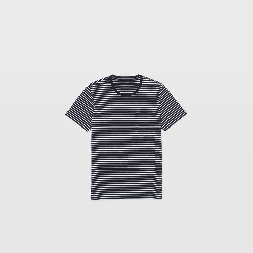 Williams Stripe Pocket Crew  HK$490
