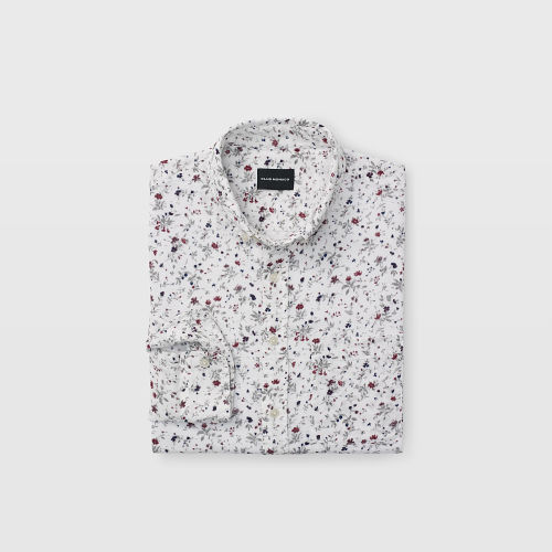 Slim Double-Faced Floral Shirt  HK$1490