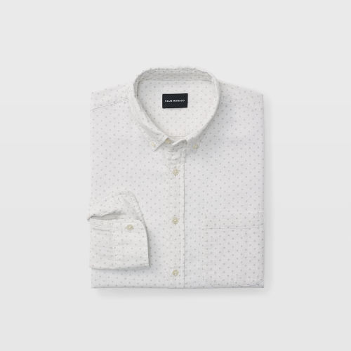 Slim Double-Faced Dot Shirt  HK$1490