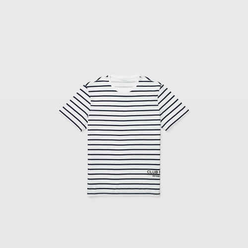 CM Graphic Striped Tee  HK$690