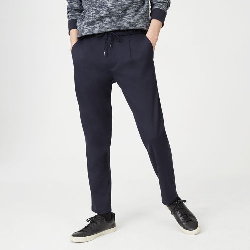 Pleated Twill Trouser  HK$1890
