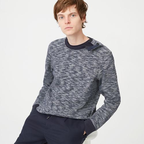 Slub Marled Sweatshirt  HK$1590