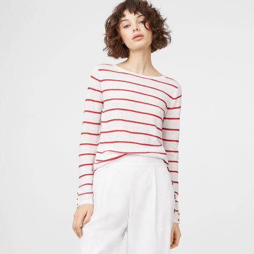 Lana Stripe Sweater  HK$990
