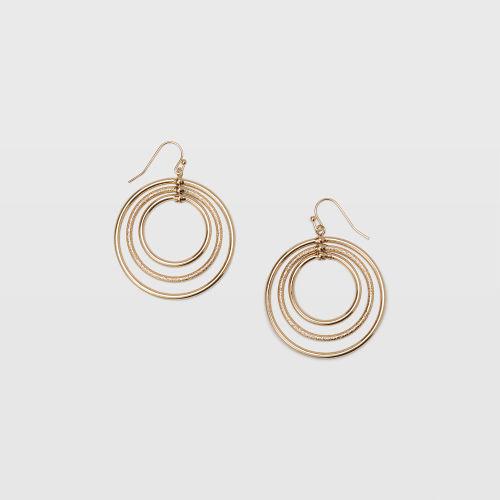 Multi Hoop Earring  HK$490