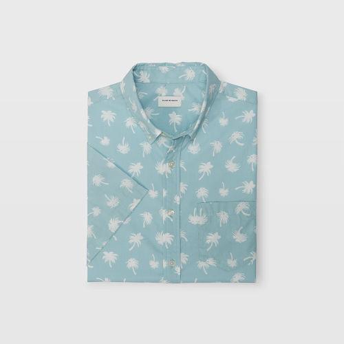 Slim Short-Sleeve Palm Shirt  HK$990