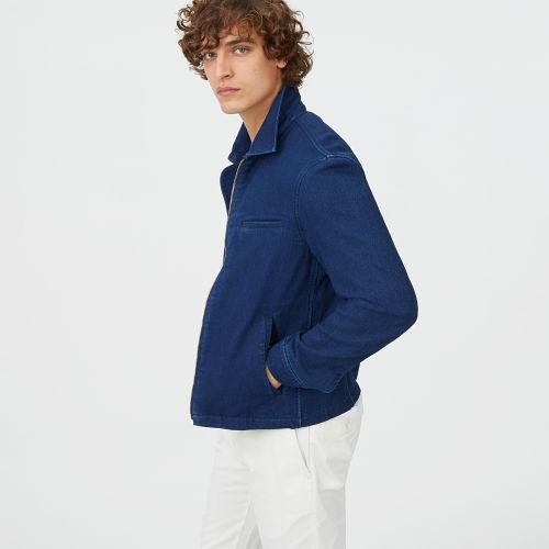 Full-Zip Short Jacket  HK$2490