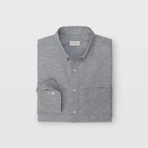 Slim Chambray Slub Shirt  HK$1090
