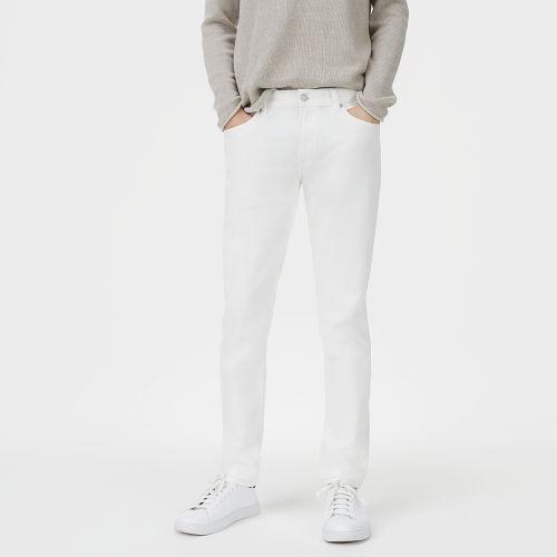 Super Slim White Jean  HK$1390