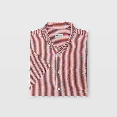 Slim Seersucker Stripe Shirt  HK$990
