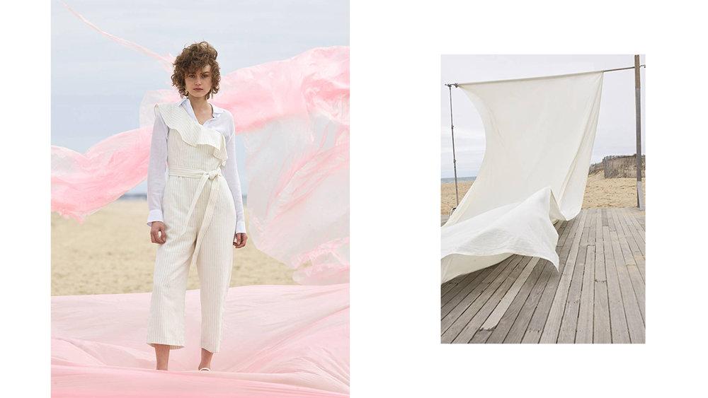 Claudia Shirt,Lene Printed Jumpsuit,