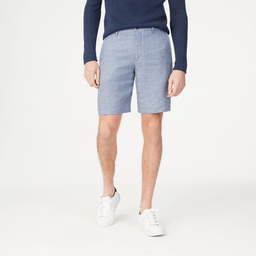 Maddox 9 inches Linen Short   HK$990