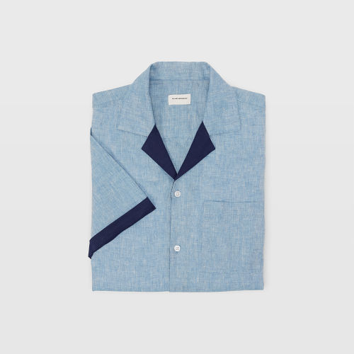 SS Camp Collar Linen Shirt   HK$990