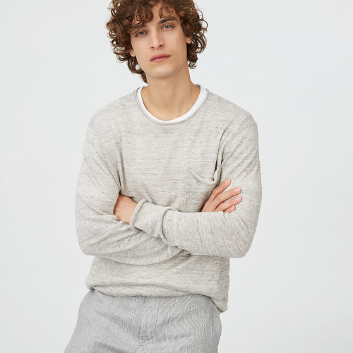 Linen Rollneck Sweater   HK$1,390