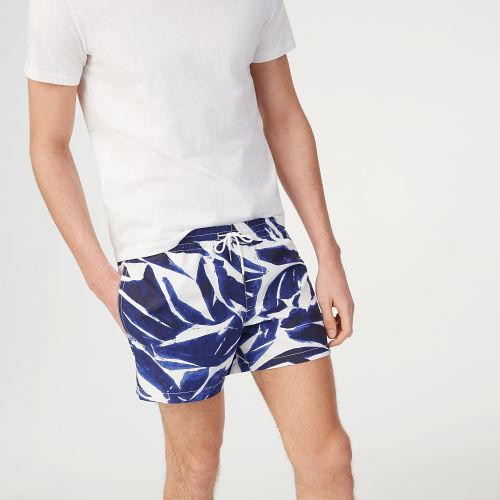 Arlen Matisse Leaf Print Swim Trunk   HK$890