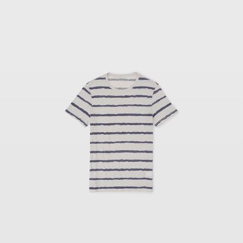 Linen Stripe Tee   HK$990