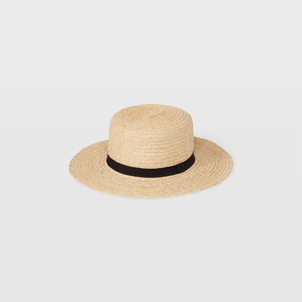 Hat Attack Wide-Brim Boater   HK$990