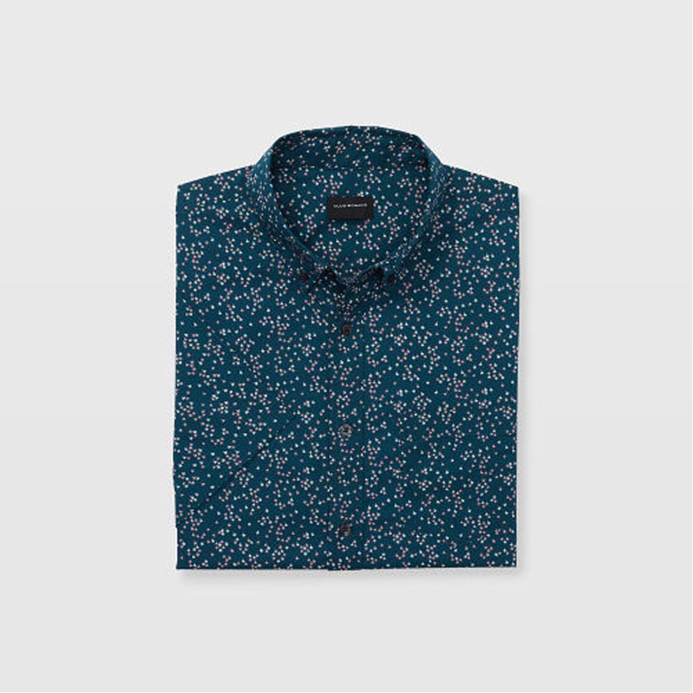 Slim Short-Sleeve Star Shirt   HK$990