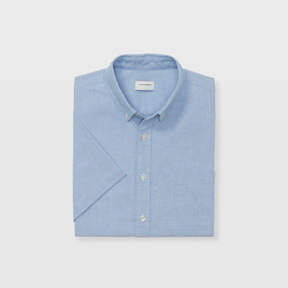 Oxford Short-Sleeve Shirt   HK$890