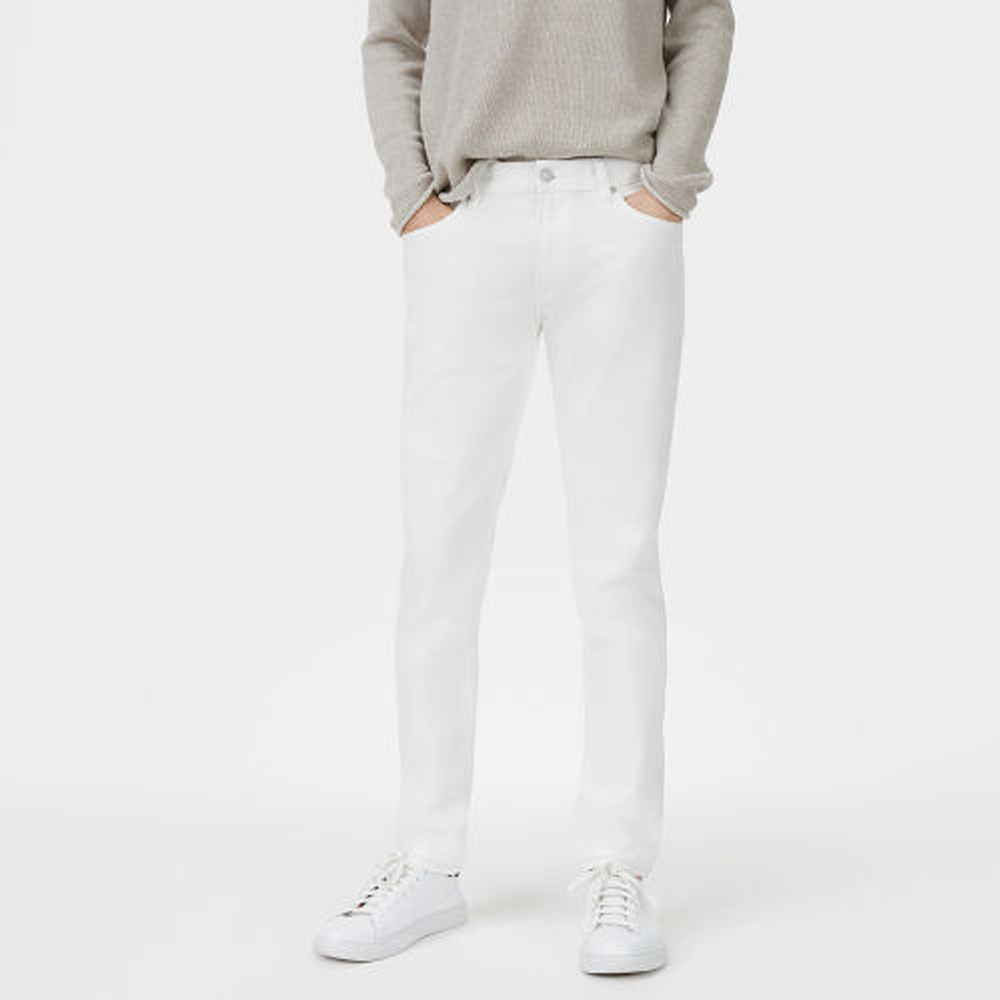 Super Slim White Jean   HK$1,390