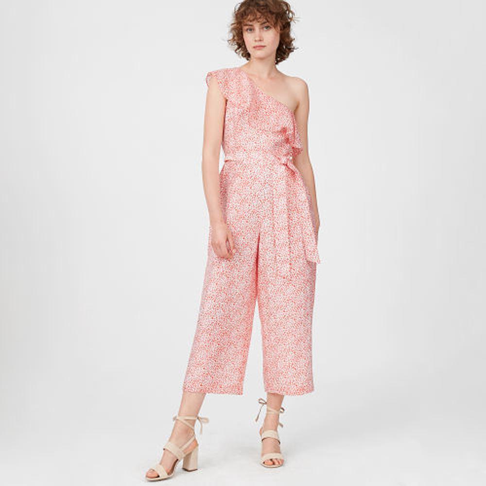 Lene Printed Jumpsuit  HK$2,890
