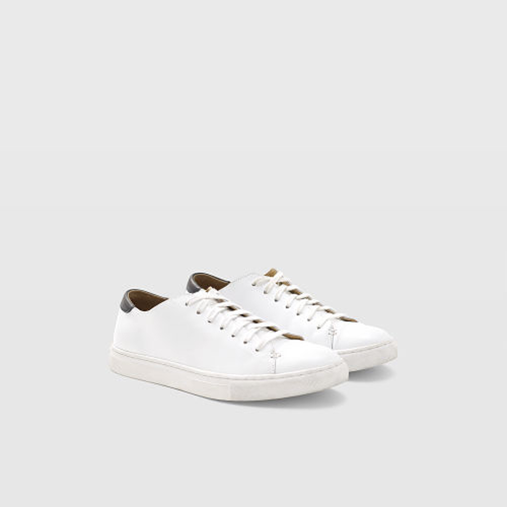 Club Monaco Leather Sneaker   was HK$1,190   now HK$595