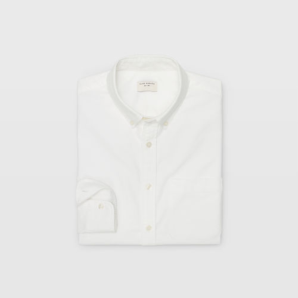 Oxford Solid Shirt   HK$990