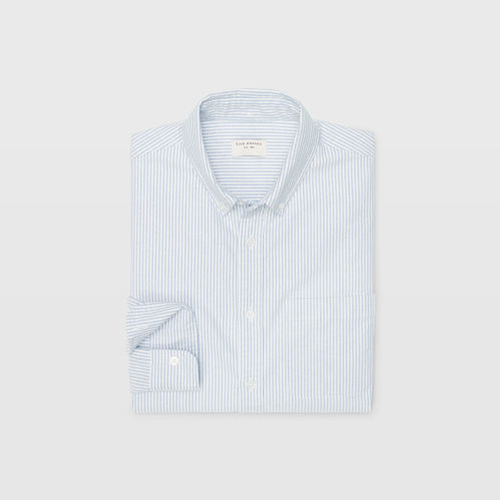Oxford Stripe Shirt   HK$990