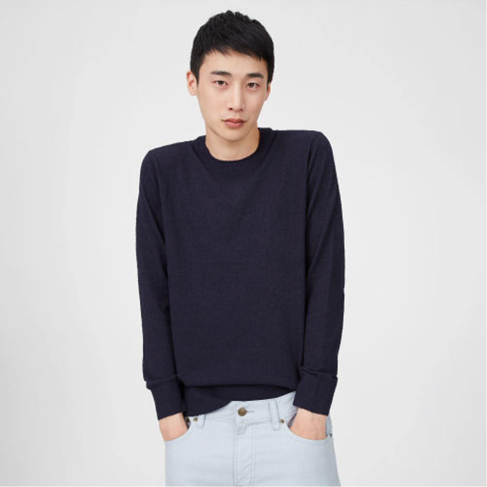 Bouclé Crew  was HK$1,490  now HK$1,043