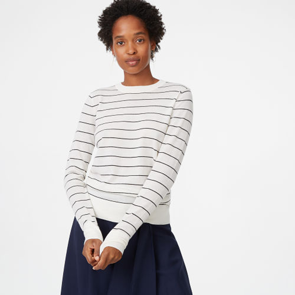 Mackenzie Striped Sweater   HK$1,090