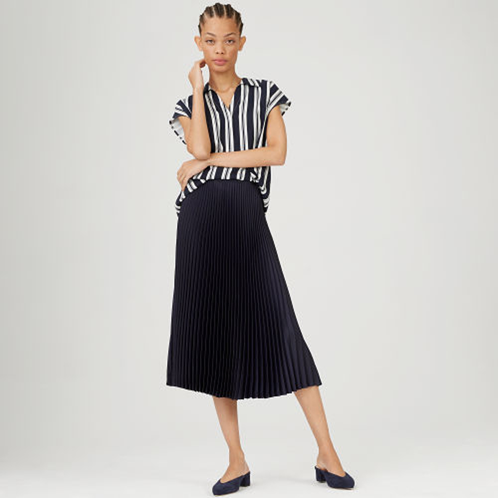Annina Pleated Skirt   HK$1,890