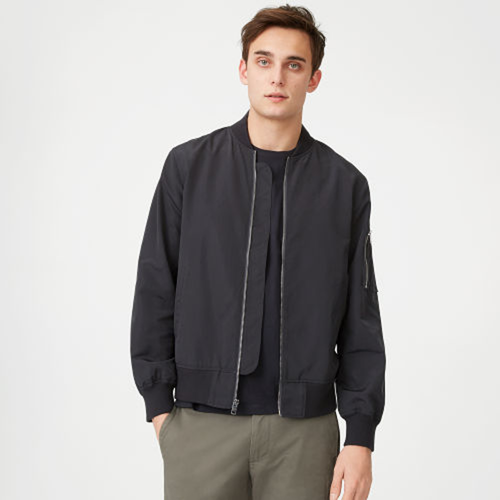 Bomber Jacket   was HK$2,890   now HK$1,445