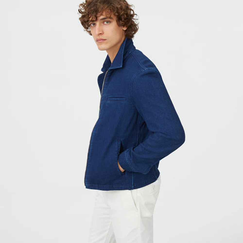Full-Zip Short Jacket   was HK$2,490   now HK$1,245