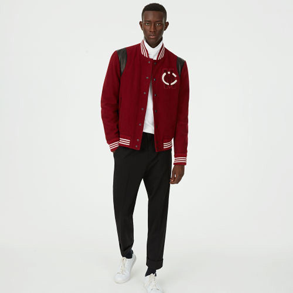 Varsity Patch Jacket   HK$3,990